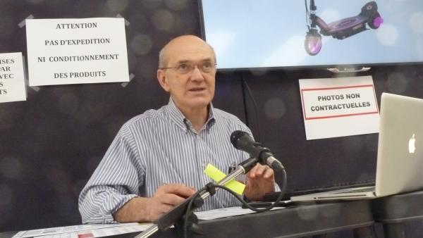 Pierre-Yves Guillaumot est l'inventeur du premier site de ventes aux enchères automatisées.