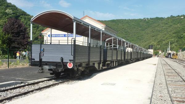 Chemin de fer touristique de l'Ardèche, brefeco.com