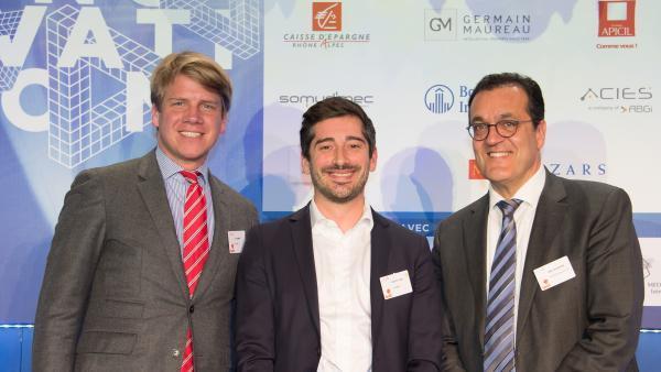 Saga #10 Trophées de l'innovation Bref Eco: Lili Smart, lauréat Santé et Biotechnologies