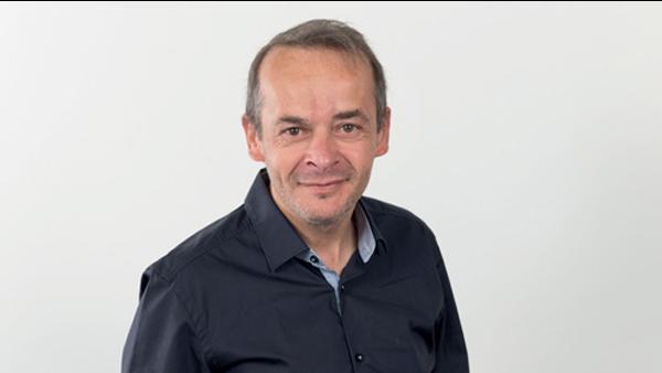 Philippe Zymek, directeur d'agence Pôle emploi dans l'Ain et chef de projet régional pour le Numérique