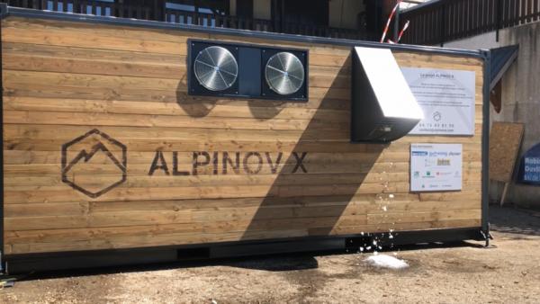 alpinov x - bref eco