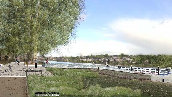 halte fluviale de Villefranche, brefeco.com