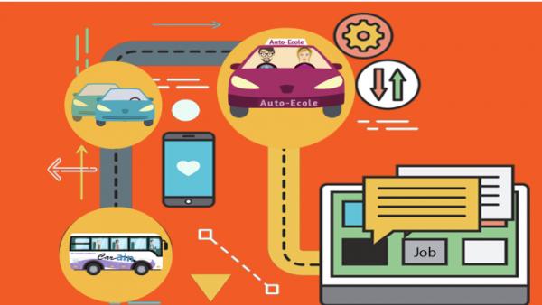Une nouvelle plateforme pour la mobilité aindinoise