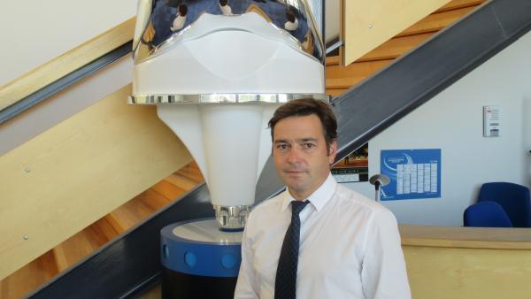 Olivier Jallabert , pdg d'Amplitude Surgical.