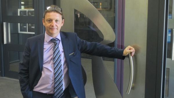 Sébastien Félix, le président de Cibox - bref eco