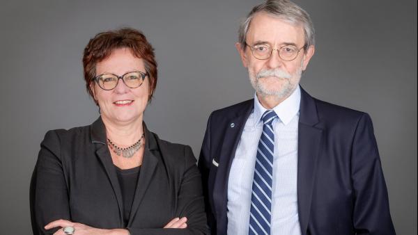 Catherine Panassier et Daniel Godet, brefeco.com