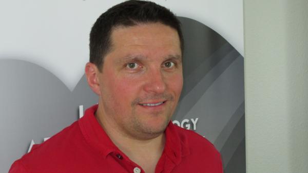 Brice Cruchon, président fondateur de Dracula Technologies - bref eco