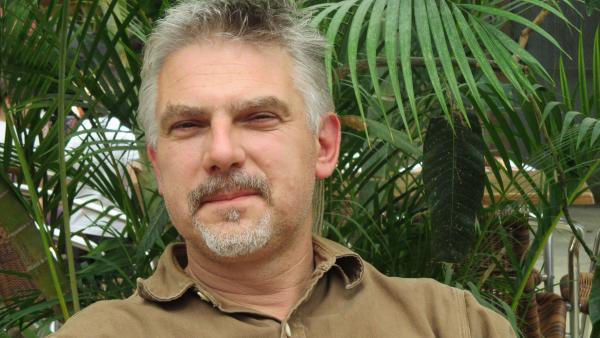 Samuel Martin, le directeur de la Ferme aux Crocodiles.