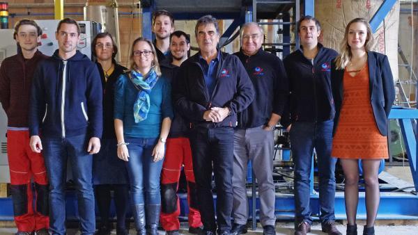 Hevatech boucle une levée de fonds de 1,3 million d'euros