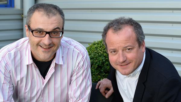 Hervé et Sylvain Gineys ont repris l'entreprise familiale