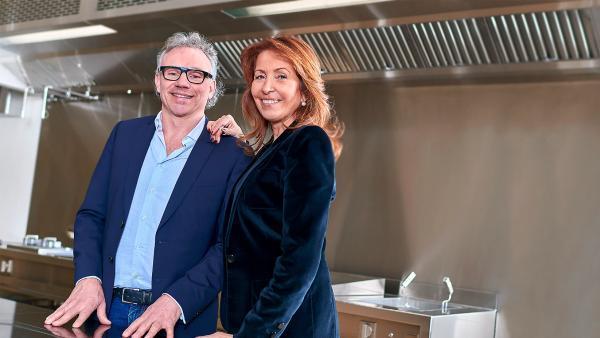 Frédéric Iacono Di Cacito et Nadia Amrani, brefeco.com