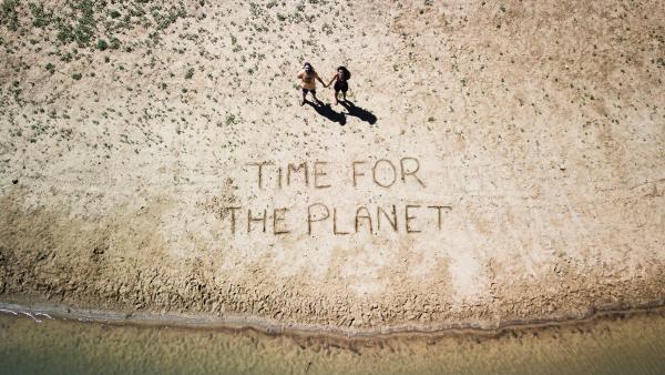Déjà un million d'euros pour Time for the Planet