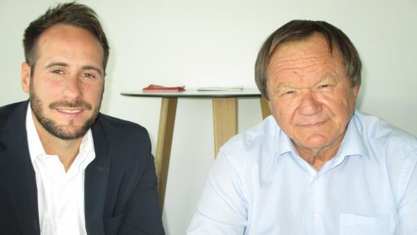 Matthieu et Pierre Rampa - bref eco