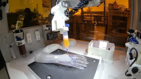 l'impression 3d, l'avenir de la chirurgie | bref eco