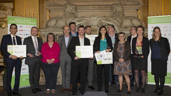 Mylight Systems et Haas +Sohn récompensés lors de BePositive