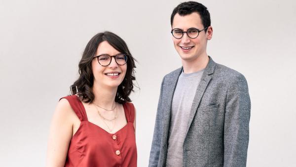 Angélique Gall et Romain Le Berrigot, brefeco.com