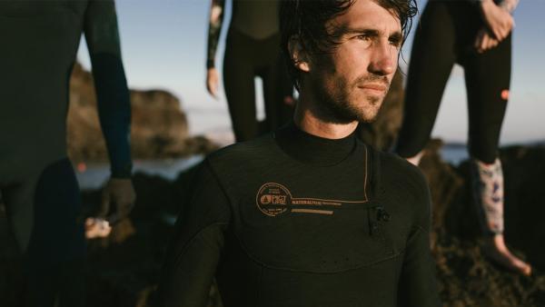 Les wetsuits seront équipées de la nouvelle fibre Amni Soul Eco sur le long terme
