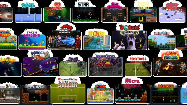 Piepacker lance ses premiers jeux vidéo rétros
