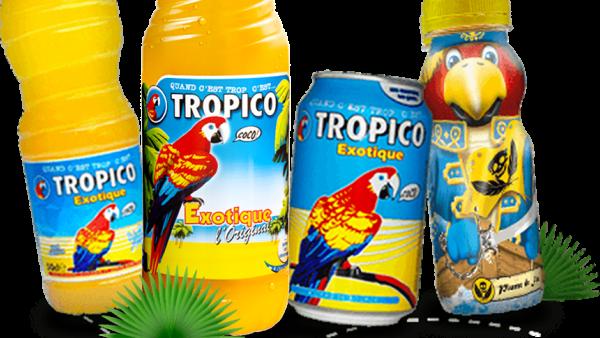 Coca-Cola avale Tropico