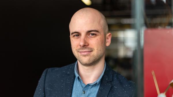 Pierre-Antoine Ganaye cofondateur de Radiostic