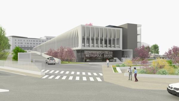 La Serl remporte l'Atmo du Centre hospitalier métropole Savoie