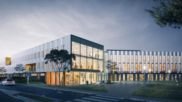 centre de R&D Reanult Trucks- bref eco