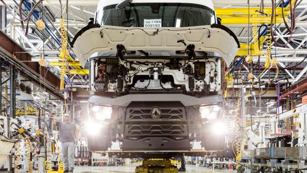 usine renault trucks - bref eco