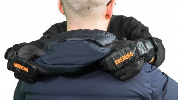 Gant de sécurité Scanforce de Rostaing, brefeco.com