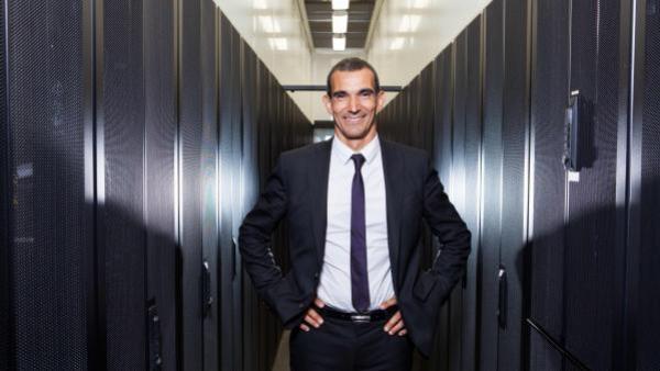 Sacha Rosenthal, Pdg-fondateur de Xefi