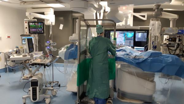 Le centre hospitalier Saint Joseph-Saint Luc poursuit ses développements dans une conjoncture tendue