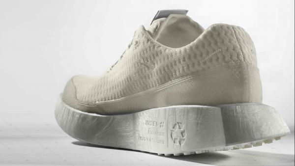 Fin 2019, Salomon avait dévoilé son nouveau concept de chaussures 100%  polyuréthane thermoplastique