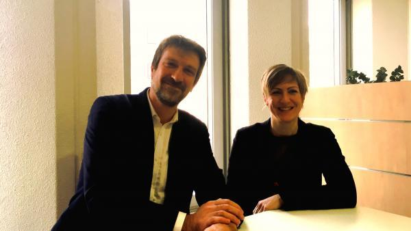 Olivier Pitié et Céline Armanet, brefeco.com
