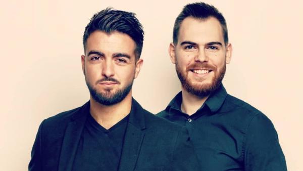 James Taylor et Clément Baldellou ont fondé Capillum en avril 2019 brefeco