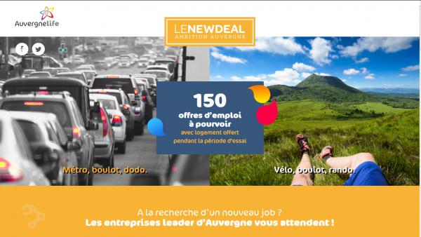 New Deal Ambition Auvergne brefeco.com