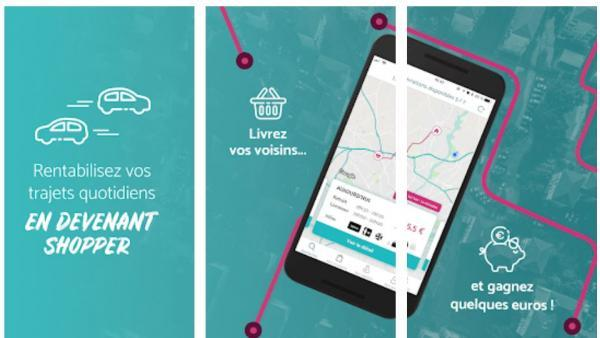 Shopopop, le service de livraison collaborative s'implante à Saint-Flour
