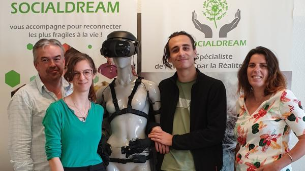 Social Dream - bref eco