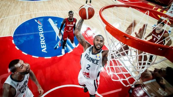 Gerflor / Coupe du monde de basket.
