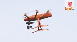 Squadrone System, lauréat des Trophées Bref Eco de l'Innovation