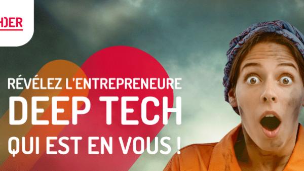 Strong(h)er: le premier programme complet d'incubation deeptech au féminin de France