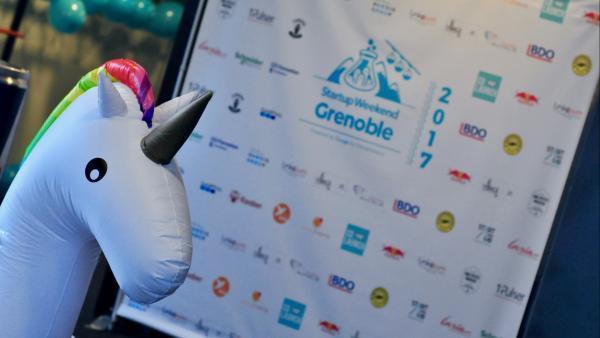 Startup Weekend Grenoble bref eco