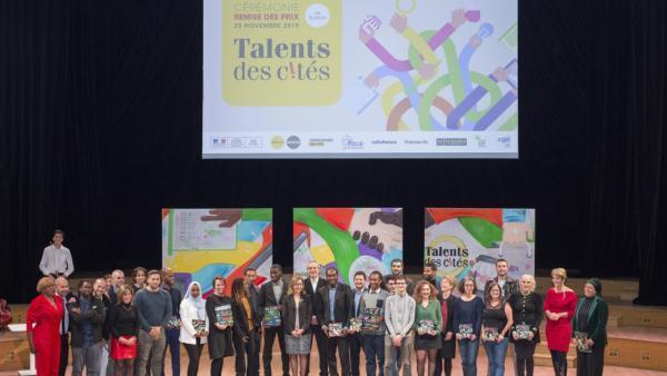 Talents des Cités: deux régionaux en lice