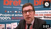 Interview de Tanguy Bertolus - Aéroports de Lyon pour Entreprise du Futur