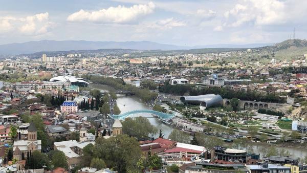 Tbilissi - bref eco
