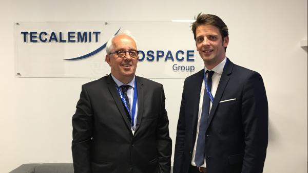 Thierry et Franck Colcombet, brefeco.com