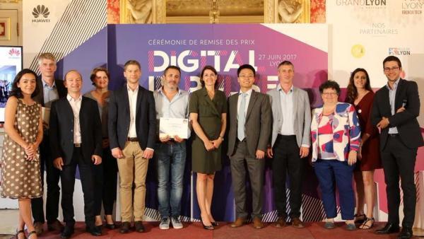 Lili smart et ForCity lauréates du concours Digital In-Pulse
