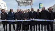 Grenoble inaugure sa station de recharge d'hydrogène