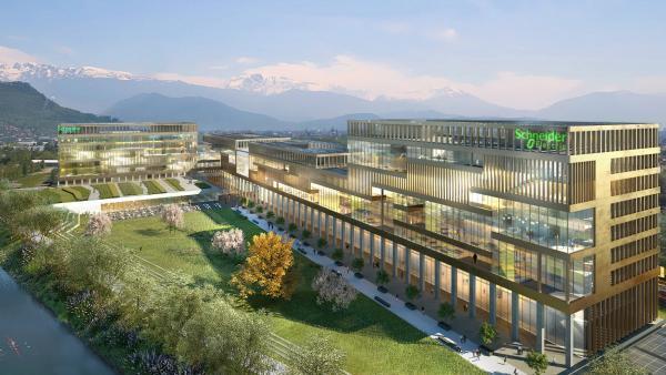 Le Xpole de Grenoble aura une surface de 27 000 mètres carrés sur 7 niveaux