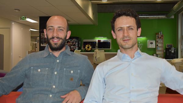 Frédéric Bernard et German Bruno, brefeco.com