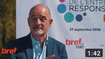Interview Dominique Steiler - Titulaire Chaire Paix économique, Mundfulness et bien-être au travail