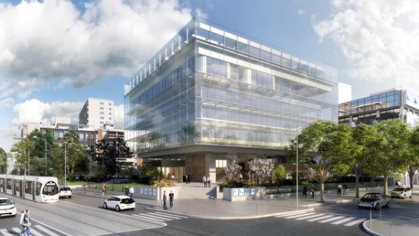 À Villeurbanne, la Fédération du BTP s'offre un nouveau siège